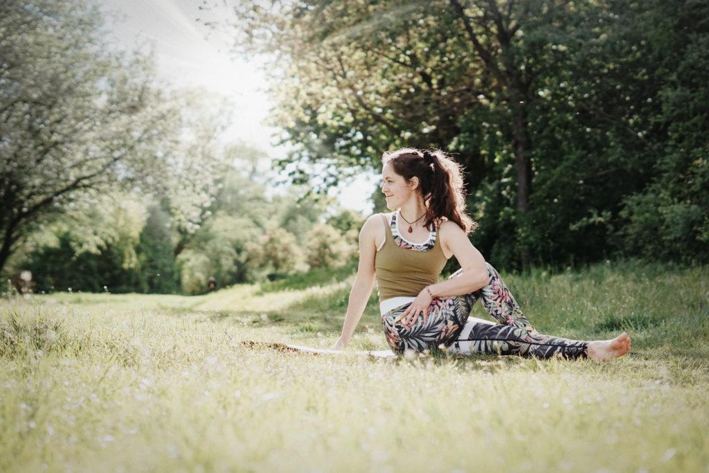 Sophie Peschke Yoga-Fotografie
