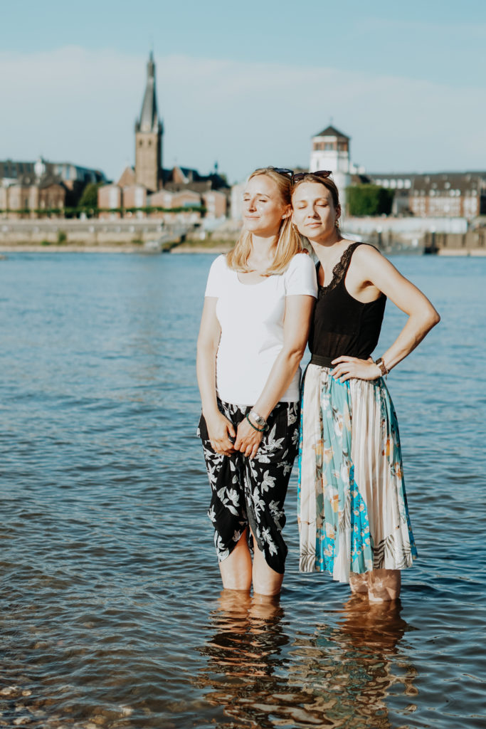 Sophie Peschke Freundinnen Fotografie