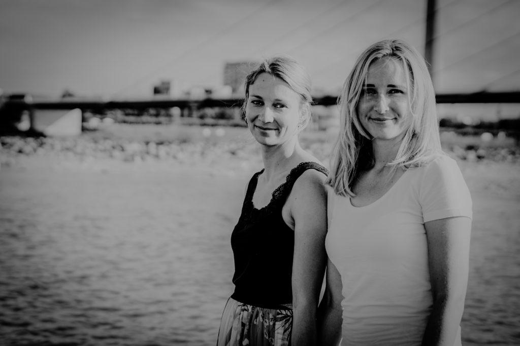 Sophie Peschke Friendship-Fotoshooting