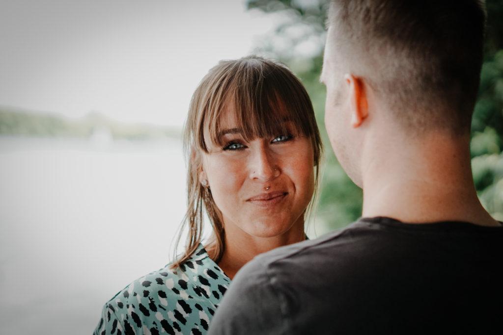 Sophie Peschke, Paarfotografie, Maschsee Shooting, Couple Shooting, Fotografie Hannover