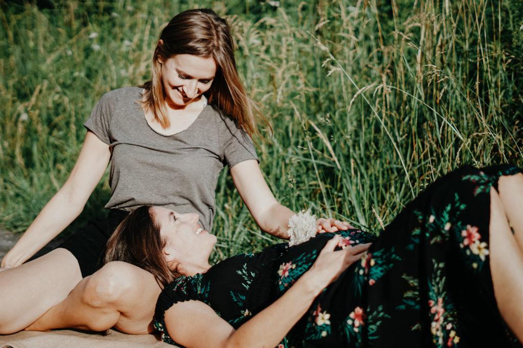Sommerfotoshooting mit Sophie Peschke